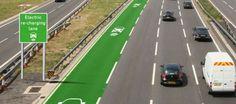 Royaume-Uni : rouler pour recharger sa voiture électrique