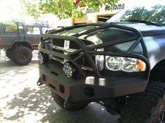 Best Zombie Apocalypse Car Modifications - 9. Brush guard