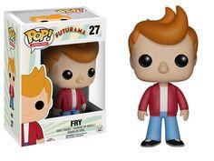 Pop! TV: Futurama - Fry -  Futurama Funko Figures
