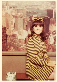 """Marlo Thomas as """"That Girl.""""   As silly as the show seems now, in its time it was groundbreaking.  Ann Marie was the first single woman on network TV to live outside her parents home, and she had no desire to marry."""