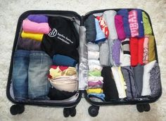 Packing for a Trip: My How-To Packing Tips Travel Guide That Can Make Anyone an Expert Packer