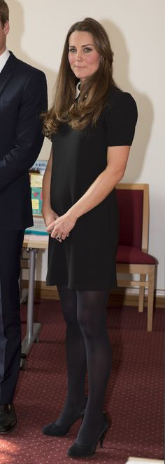 As The Royal Due Date Nears, A Look Back At Everything Kate's Worn While Pregnant (PHOTOS)