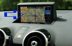 RMC/MIB Sat Nav Activation & SD Card Maps - Supply & Fit (models with Nav prep only)