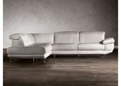 Natuzzi Editions B766 Leather Sectional : Leather Furniture Expo