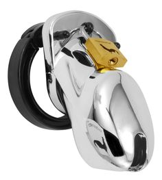 Handsome+Regular+Master+Chastity+Device,+Silver, £28.99