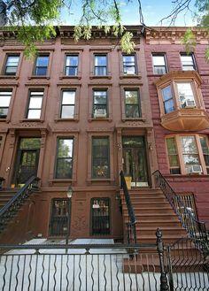 Brooklyn MacDonough Street brownstone   Flickr - Photo Sharing!