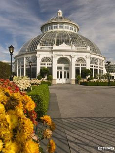 The Enid A. Haupt Conservatory | New York, the Bronx, Botanical Garden | by…