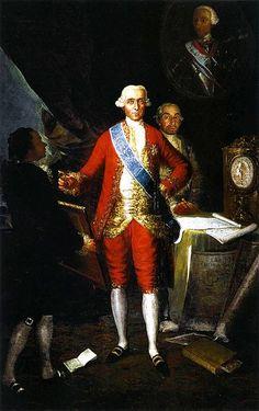 Conde de Floridablanca - Wikipedia, la enciclopedia libre