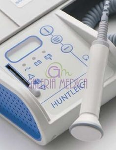 Doppler de sobremesa con sondas intercambiables. MD200 Huntleigh
