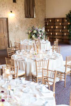 A Love Centered California Wedding from Koman Photography - wedding reception idea