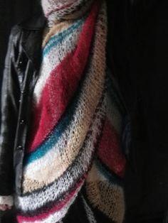 Rodarte F/W 07 inspired scarf/ plaid