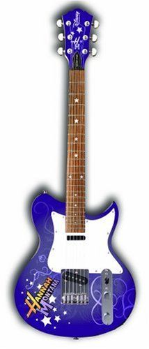 Disney By Washburn Hannah Montana 3 4 Scale Electric Guitar