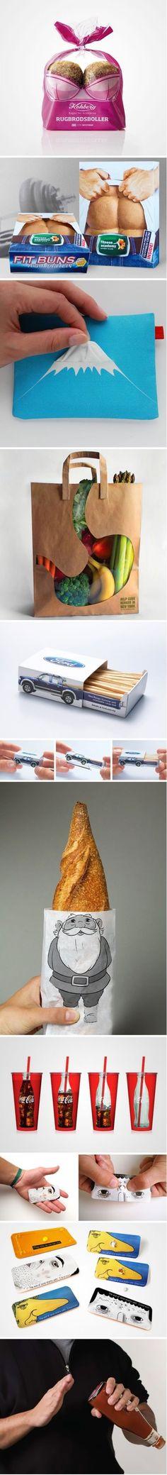 Brilliant packaging.