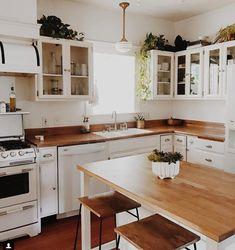 Home renovation business interior design 54 super Ideas Home Decor Kitchen, Kitchen Interior, New Kitchen, Home Kitchens, Home Renovation, Home Remodeling, Kitchen Remodeling, Trendy Home, Sweet Home