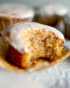 The Best Banana Bread Muffins Ever  <3