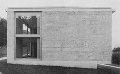 Peter Zumthor - Seniorenwohnheim, Masans  1993