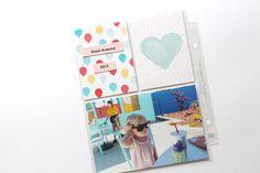 Memories in the Making – Stampin' Up! Project Life Blog Hop   L'Enfant Chéri