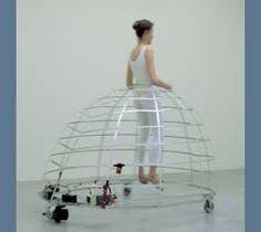 Image result for Rebecca Horn Mechanical body fan