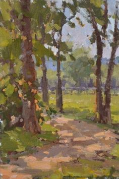 Anne Blair Brown – The Chestnut Group, Plein Air Painters for the Land