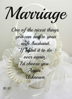 ~ Marriage ~