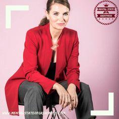 #017 – Janet Braun – Mit Profiling die Individualität fördern Blazer, Jackets, Women, Fashion, Role Models, Get Tan, Down Jackets, Moda, Fashion Styles