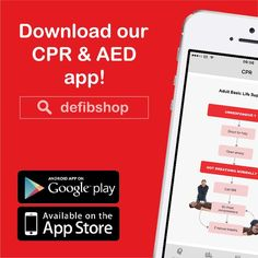 3 Reasons To Download Our CPR & AED App
