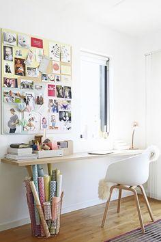 Best Two Person Desk Design Ideas for Your Home Office Workspace Home Office, Office Workspace, Office Decor, Interior Design Hd, Scandinavian Interior Design, Interior Architecture, Workspace Inspiration, Decoration Inspiration, Room Inspiration