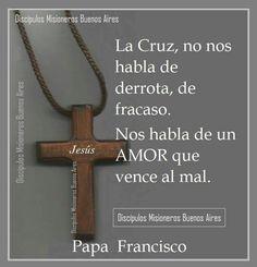 La Cruz....Amor que vence al mal.