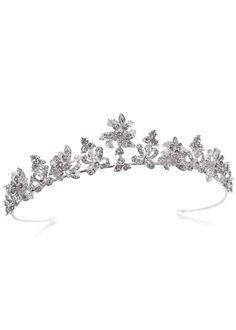 en doré 119 Swarovski, Victorian Fashion, Jasmine, Crown, Pretty, Jewelry, Rainbow, Club, Board