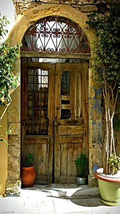 Radamantios 25, Old town of Rethymno. Crete.