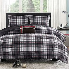 jcp | Mi Zone David Plaid Quilt Set