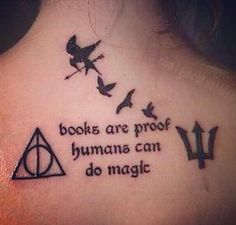 My fave books #tattoo PERF!