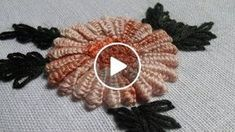 Hand Embroidery Designs   Double cast on stitch: You can stitch any of pattern using these stitches, If you've embroidered any other designs based on bullion stitch technique, I would love to see them. Please give a description and leave the link to yo