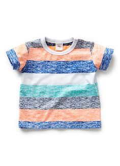 Baby Clothes   Bb Reverse Stripe Tee   Seed Heritage