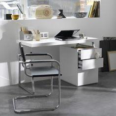 Bureau double caisson adacs bureaux for Bureau quilda