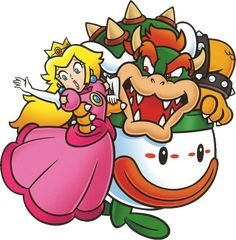File:Peach & Bowser.png