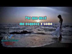 Karaoke - Sandra de Sá - Sozinha_ ByCris