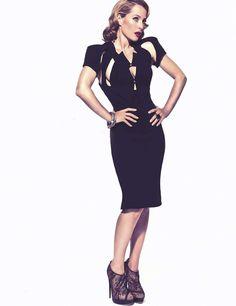 Gillian Anderson. Fault.