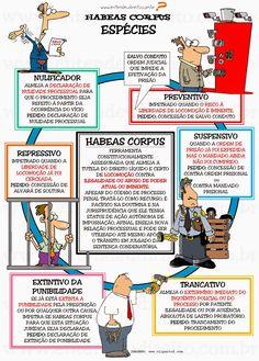 ENTENDEU DIREITO OU QUER QUE DESENHE ???: HABEAS CORPUS