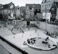 Los niños en la ciudad holandesa « La Ciudad Viva
