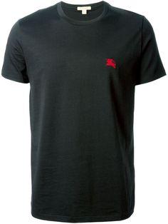 Burberry Brit t-shirt à logo brodé