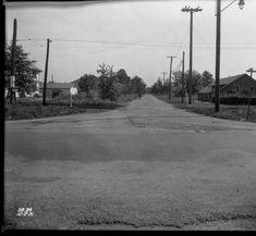 Taylor Boulevard and Ashland Avenue, Louisville, Kentucky, October 2, 1931. ::