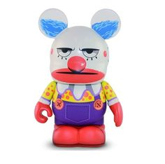 Chuckles the Clown Vinylmation - OMG   I WANT - YaY!  Found it on eBay!  Own it now  :D