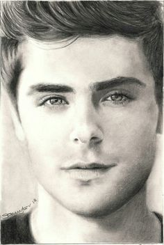 zac efron drawing deviantart portrait pencil drawings celebrity celebrities portraits leto jared visit face