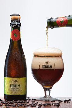 Cerveja Wäls Quadruppel, estilo Belgian Quadrupel / ABT, produzida por…