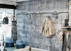 #concrete, Concrete Wall, it's wallpaper actually!