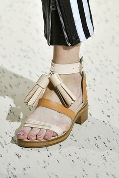 Acne Spring 2012 #shoes