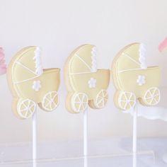 Cute pram biscuits f