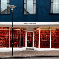 Spark   Design Space - A broader range of Icelandic designs, from graphic art prints to hand-knit woolens, is packed into the nearby gallery-cum-shop Spark Design Space. (NYT 36 Hours)