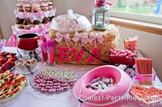 cowgirl party ideas | ... . Here are the lists of all the food for our cowgirl birthday party
